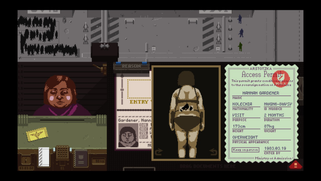 Papers Please Top Indie