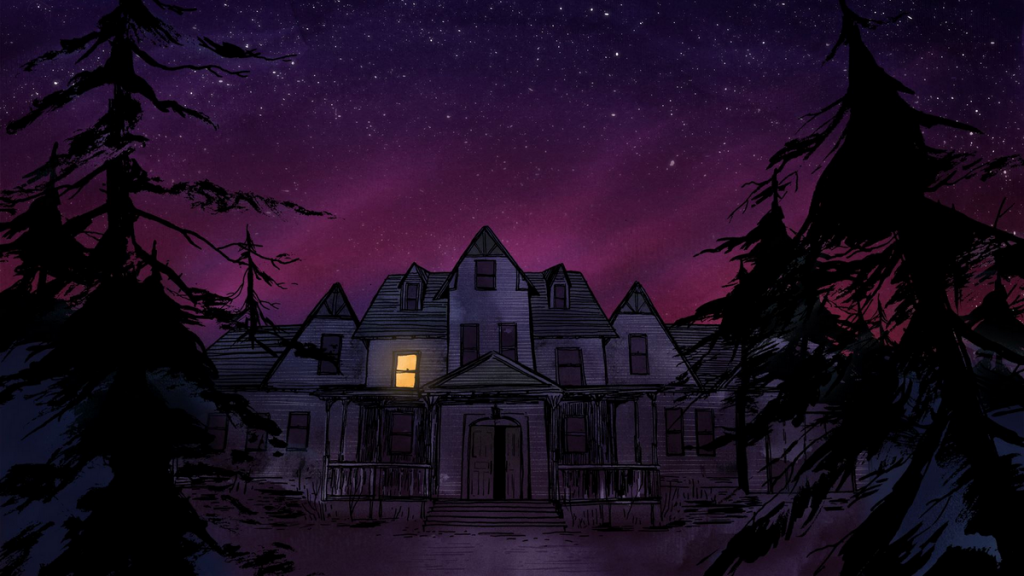 Gone Home Indie Game