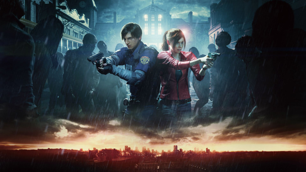 RE 2 Remake Expected